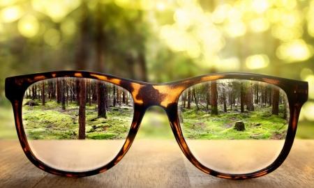 Kort onderzoek over brillen